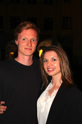 "<p class=""caption"">Nils Preyer und Rebecca Fussi.</p>"