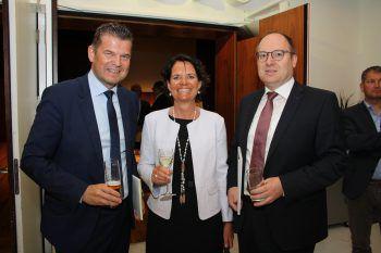 """<p class=""""caption"""">Raimund Wachter, Monika Lutz und Gernot Erne.</p>"""