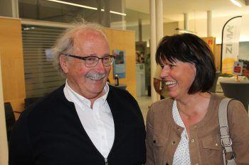 "<p class=""caption"">Richard Blenk und Sabine Berchtold.</p>"