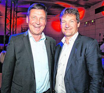 "<p class=""caption"">SPAR-GF Gerhard Ritter und Mohren-GF Heinz Huber.</p>"