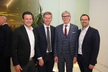 "<p class=""caption"">W&W-Verlagsleiter Mario Oberhauser, Bernhard Moosbrugger (Casino), Wilfried Hopfner (Raiffeisen), Markus Kirschner (W&W).</p>"