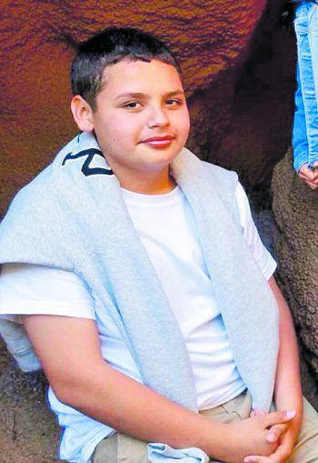 Wie durch ein Wunder überlebte Jesse Hernandez in der Kanalisation.Foto: Twitter/LAFD