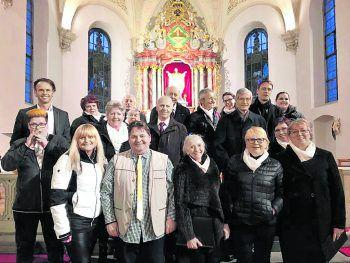 """Zugunsten von """"Geben für Leben"""" fand am Ostermontag das Konzert in Dornbirn statt."""