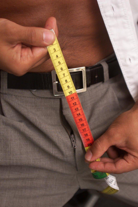Wie wird ein penis gemessen
