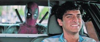 Taxifahrer Deadpool