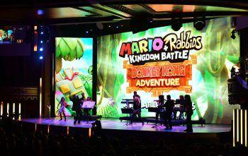 Auch von Nintendo werden diese Woche auf der E3 neue Spiele präsentiert.Foto: APA