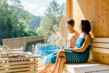 """<p class=""""title"""">Mitternachts-Sauna im Val Blu</p><p>Jeden ersten Freitag im Monat lädt das Val Blu zur langen Nacht der Sauna. Bei Spezialaufgüssen und einem Rahmenprogramm kann man bis 24 Uhr entspannen.</p>"""