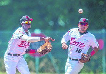 Baseball-Fans bekommen dieses Wochenende voll auf ihre Kosten.Foto: Sams