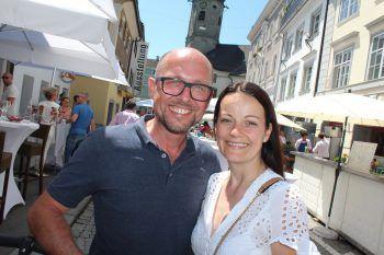 """<p class=""""caption"""">Michael und Yvonne Ritsch.</p>"""