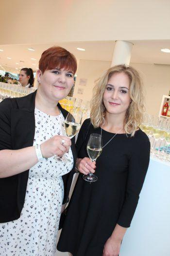 """<p class=""""caption"""">Vorarlberger-Teilnehmerinnen: Celina Wild und Michaela Giselbrecht.</p>"""