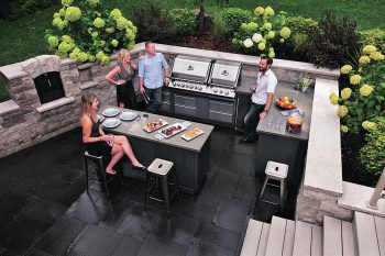 Outdoor Küche Profi : Sommerküche im freien wann wo