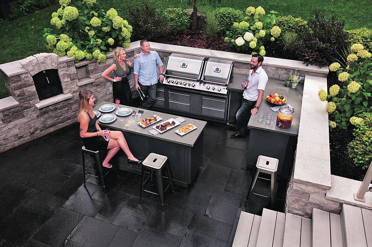 Sommerküche Module : Sommerküche im freien wann & wo