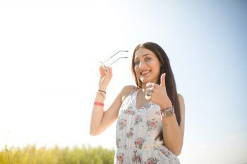 Christina aus Bregenz genießt das Kurzurlaubs-Feeling im Ländle. Das ist top! Fotos: Sams
