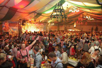 Das Bludenzer Oktoberfest wurde zum besten Oktoberfest Vorarlbergs gewählt.