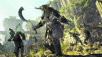 """In """"Strange Brigade"""" müssen sich vier Abenteurer mit den mumifizierten Soldaten einer uralten Hexenkönigin herumschlagen.Fotos: Rebellion, Nintendo, Capcom, Rage"""