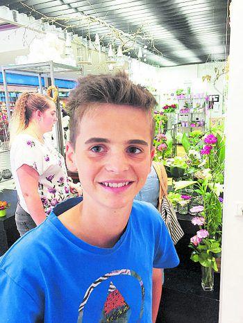 """<p>Jeremy, 14, Koblach: """"Ich finde alle Aktivitäten spannend. In meiner Freizeit spiele ich gerne Computerspiele. Ein Camp, welches in Richtung Programmieren geht, würde mir gefallen.""""</p>"""