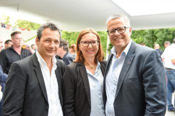 "<p class=""caption"">Michael Zangerl (Land Vorarlberg), Birgitt und Roland Frühstück (ÖVP-Klubobmann).</p>"