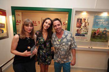 """<p class=""""caption"""">Regula Blum, Renata Ramiro und Peter Blum.</p>"""