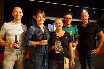"<p class=""caption"">Bernd Manahl, Petra Kast-Manahl, Susanne Reisinger,</p><p class=""caption"">Reinhard Sperger und Helmut Taudes.</p>"