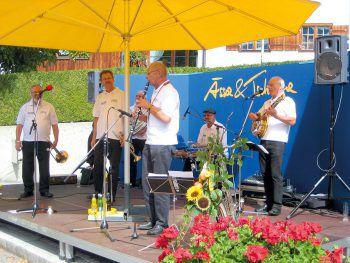 Beste Jazzmusik gibt es am 1., 8., und 15. September wieder in Thüringen.