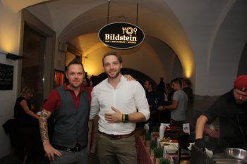 """<p class=""""caption"""">Christian und Marco vom Bildstein.</p>"""