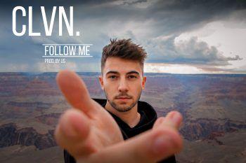 """CLVN ist mit seiner Single """"Follow me"""" bereits auf den beliebten Streaming-Plattformen zu finden. Foto: handout/Calvin Moser"""