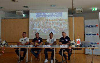 Das Event-Team der Oscar Dinos freut sich auf zahlreiche Gäste bei der Revival-Party am 1. September. Foto: Oscar Dinos