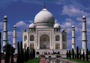 Das Taj Mahal – eines der vielen Highlights der Reise. Foto: Herburger Reisen