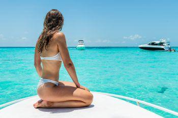 "<p class=""caption"">Denise aus Dornbirn auf der Insel Mujeres Yucatan, Mexiko.</p><p class=""caption"" />"