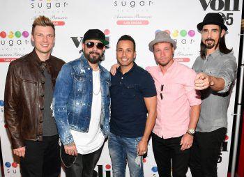 Die Backstreet Boys sagten ihr Konzert in Oklahoma ab. Foto: AP
