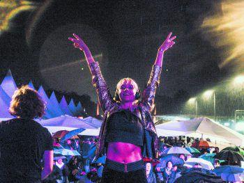 """<p class=""""caption"""">DJane Pierre Ciseaux sorgte beim Bregenzer Hafenfest vergangenes Wochenende für beste Musik und super Stimmung.Foto: visitbregenz, handout/Stadtmarketing Bregenz</p>"""