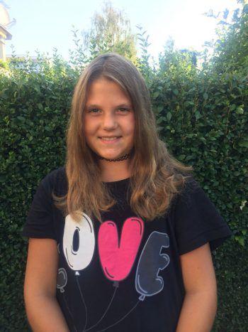 """Emily, 10, Bregenz: """"Ich habe durch Freunde schon von der Challenge gehört und finde, man sollte so etwas sofort Mama oder Papa zeigen. Man darf keine Angst haben und sollte darüber reden, damit sowas nicht noch mehr Kinder zugeschickt bekommen."""""""