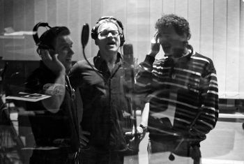 Etwa drei Jahre dauerten die Aufnahmen für das neue Album von The Monroes. Fotos: Bernd L. Göllnitz-Bischofberger (handout: The Monroes)