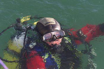 Granaten, wie diese 2007 Gefundene, könnten entdeckt werden.  Symbolfotos: Russmedia