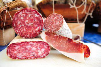 """Köstlichkeiten aus """"Bella Italia"""" gibt es am Wochenende in Tschagguns zu Verkosten. Foto: handout/ Christian Zver"""