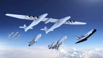 <p>Seattle. Illustration: Mit diesen Raketen und Raumfahrzeugen will Paul Allens (Microsoft Co-Gründer) Stratolaunch das Weltall erobern.</p>