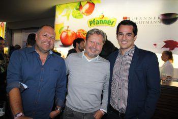"<p class=""caption"">Thomas Kaufmann, Nicolas Stieger und Johannes Schmied.</p>"