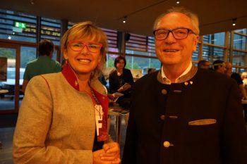 """<p class=""""caption"""">Wilma Himmelfreundpointner und Heinrich Manahl.</p>"""