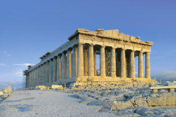 Ein Highlight der Reise im Oktober istder Besuch der Akropolis in Athen.
