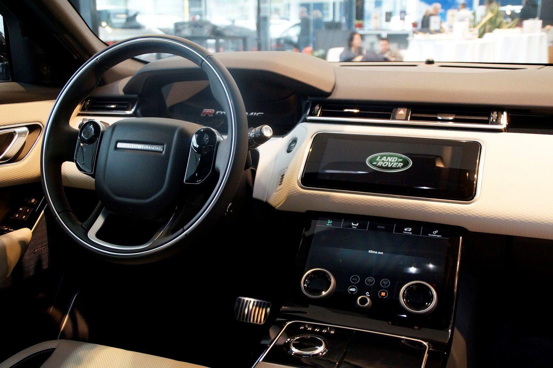 Highlightsdes neuen Range Rover Evoque 2019 - Wann & Wo