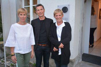 """<p class=""""caption"""">Judith Fink, Klaus Feldkircher und Andrea Romagna-Miessgang.</p>"""