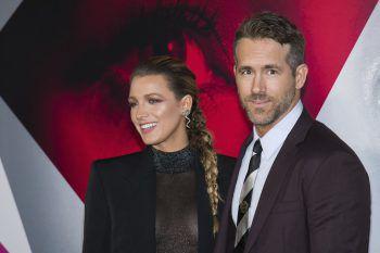 """<p>New York. Traumpaar: Die Schauspieler Blake Lively und Ryan Reynolds bei der Premiere von """"Nur ein kleiner Gefallen"""".</p>"""