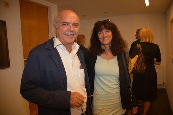 "<p class=""caption"">Rechtsanwalt Anton Weber mit Ursula Nocker.</p>"