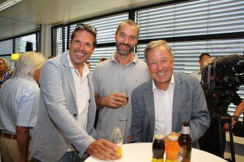 "<p class=""caption"">Thomas Rotheneder, Christoph Gehringer und Manfred Speckle.</p>"