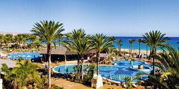 Am schönen Strand des 4*-Hotels Costa Calma Place kann man wunderbar relaxen.