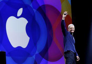 Apple will sich in Sachen Datenschutz von der Konkurrenz abheben.Foto: Reuters