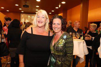 Barbara Baldini und Regisseurin Sandra Aberer.