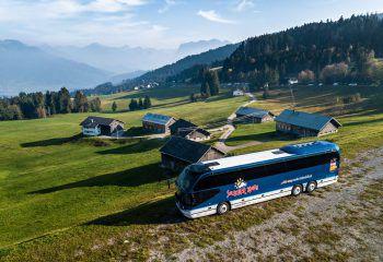 """<p class=""""caption"""">Beeindruckend ist nicht nur die Größe des Busses.</p>"""