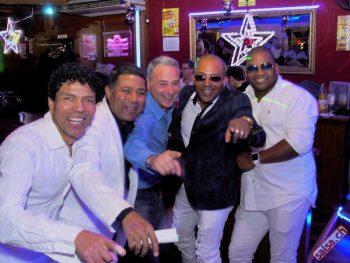 Beste Latino-Musik kann man morgen in Hard genießen.  Foto: handout/Nachtschicht