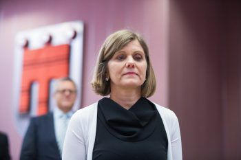 Bildungslandesrätin Barbara Schöbi-Fink reagiert auf die RH-Kritik.Foto: Steurer